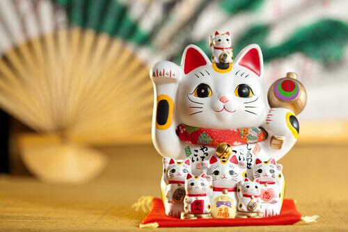 Você conhece o gato da sorte ou Maneki-neko?