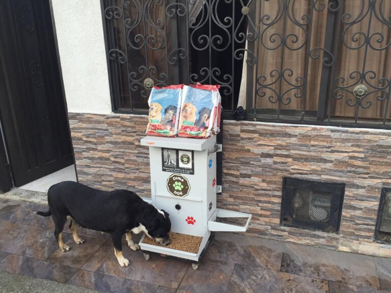 dispensador comedog