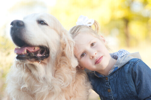 Filhos e animais de estimação