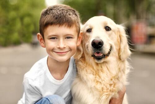 As melhores raças de cachorro para crianças