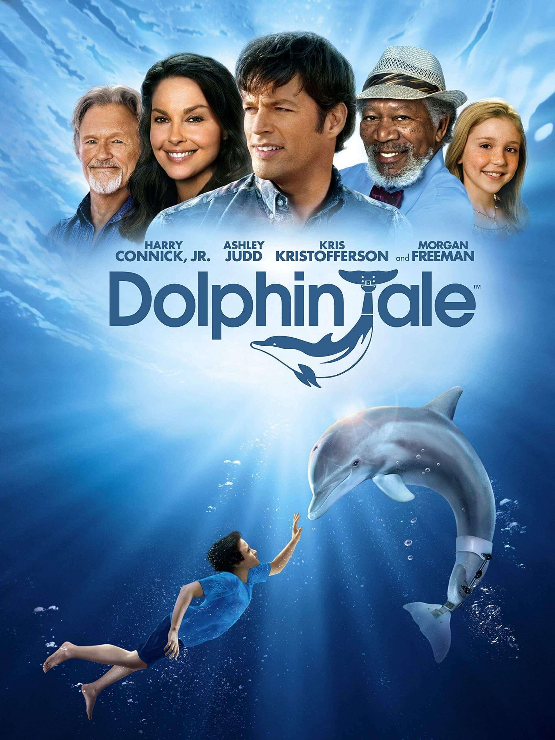 Filme sobre Winter, o golfinho