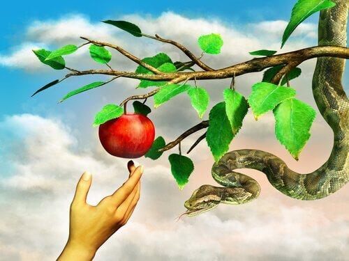 Serpente do Jardim do Éden
