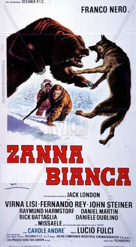 Filme Caninos Brancos