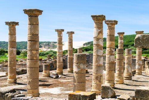 Ruínas romanas