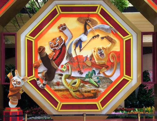 Kung Fu Panda e os simbolismos de seus animais