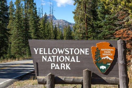 Parque Nacional de Yellowstone: o primeiro no mundo