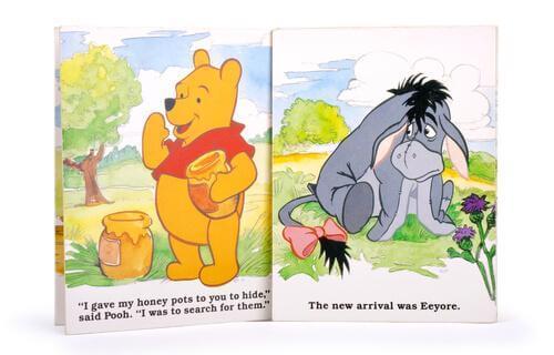 animais famosos na arte: ursinho Puff