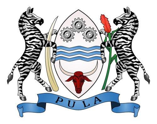 Brasão de Botsuana