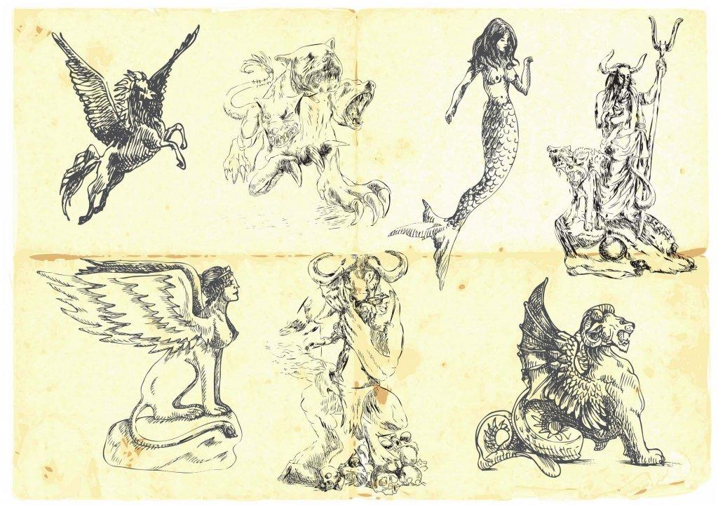 Animais que eram tidos como deuses