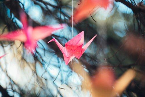 grous de Origami