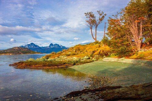 alguns parques nacionais da patagônia