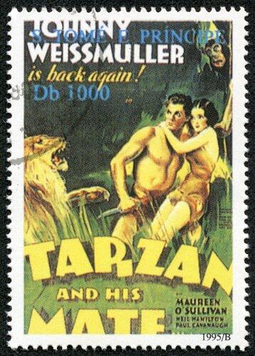 Macaca Chita do filme Tarzan