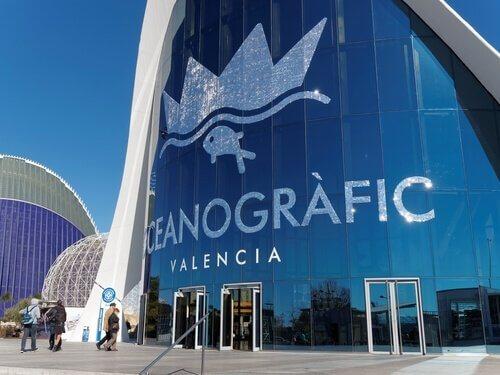 Oceanográfic: aquário em Valencia