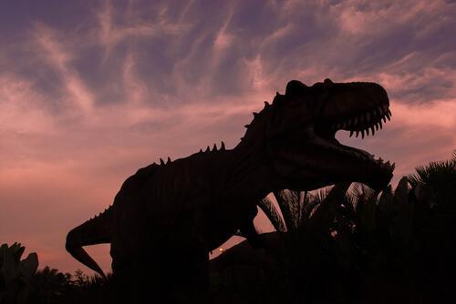 O que você sabe sobre o tiranossauro rex?