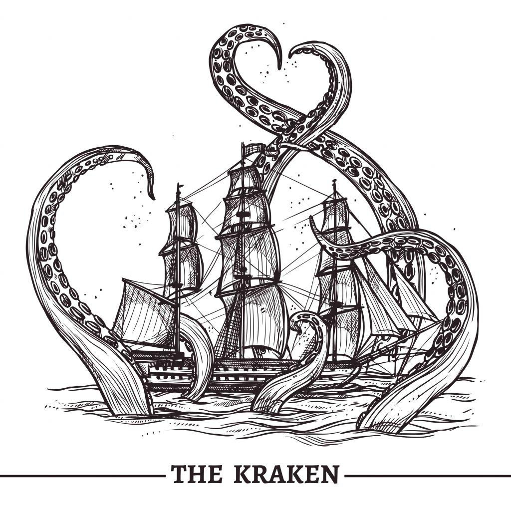 5 monstros marinhos e suas histórias
