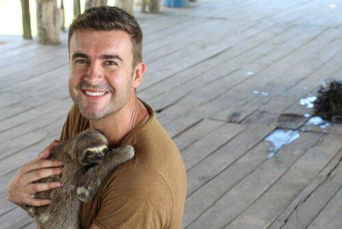 O impacto das selfies com as preguiças