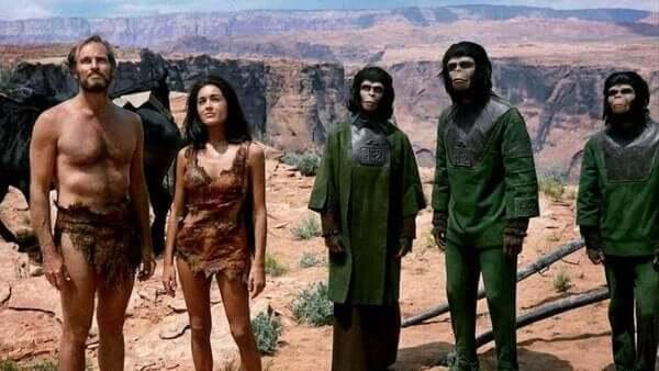 Planeta dos macacos: a saga original