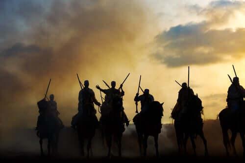Cavalos berberes
