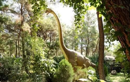 Tipos de dinossauros herbívoros