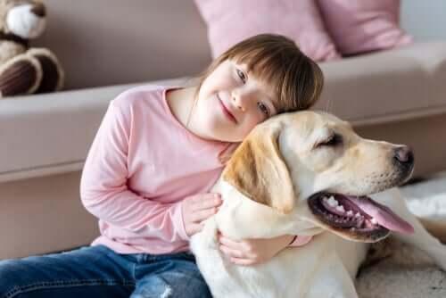 Os cachorros podem ter síndrome de Down?