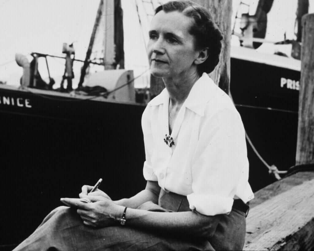Rachel Carson: uma inspiração para Greta Thunberg?