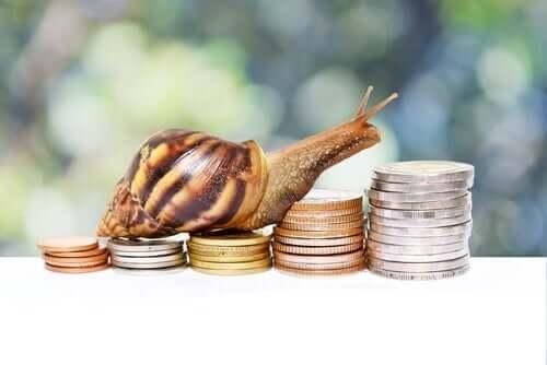 Imagens de animais em moedas