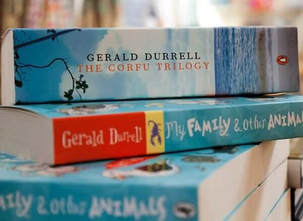 Trilogia de Corfu: livros Gerald Durrell