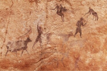 O papel do cão na pré-história