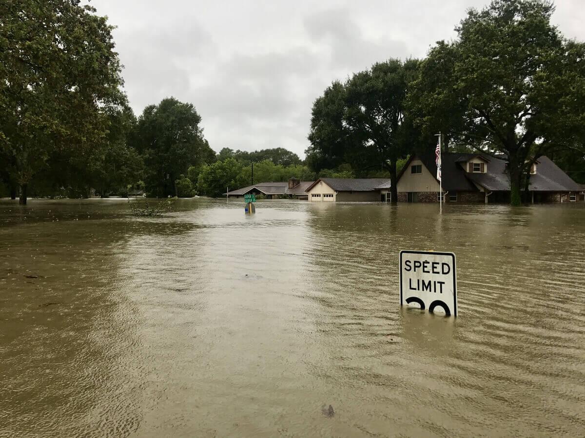 Mudanças climáticas e enchentes