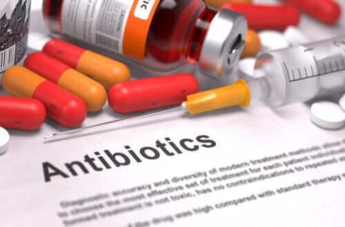 O uso de antibióticos é desnecessário