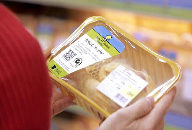 Exemplo de rastreabilidade alimentar