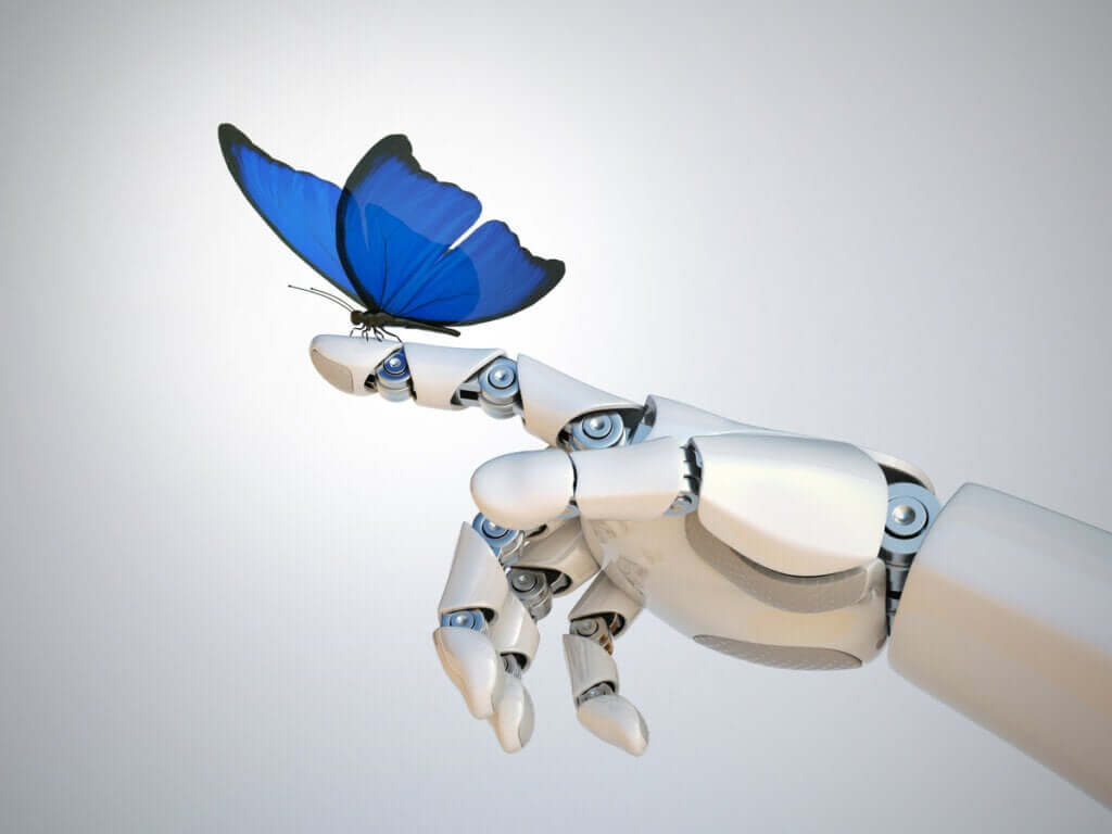 Animais robóticos: mais perto da realidade